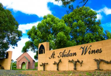 Saint Aidan Wines